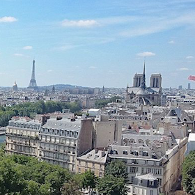 Paris-le-jour